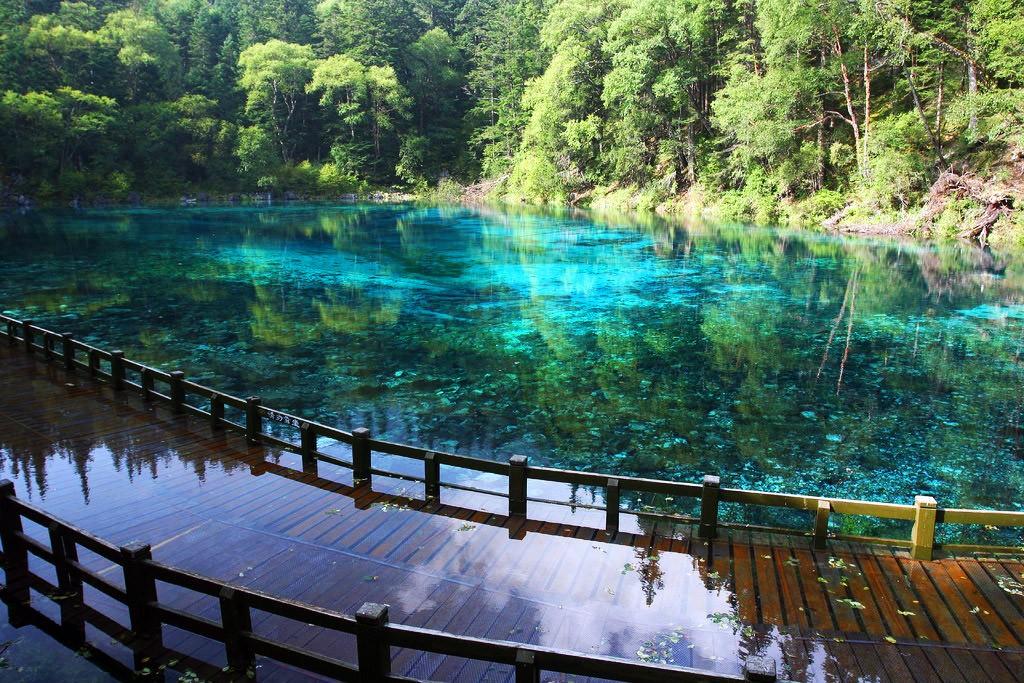 naczionalnyj park czzyuchzhajgou