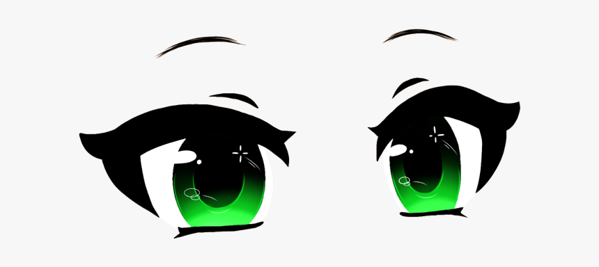 519 5190376 gacha gachalife eye gachaeye freetoedit green gacha edit
