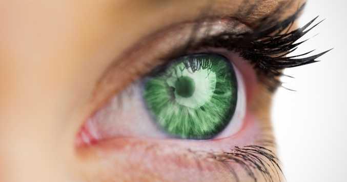 Что особенного в зеленых глазах?