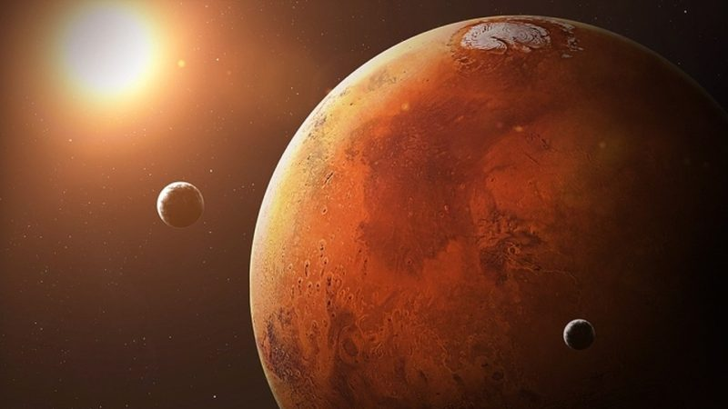 На Марс!