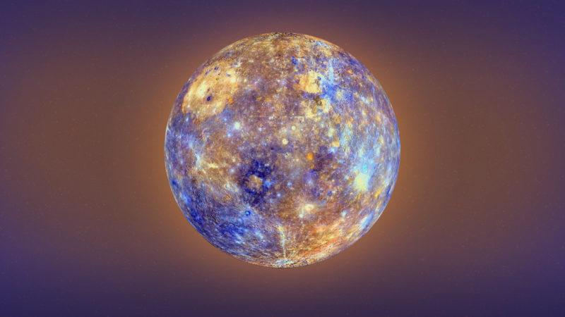 Меркурий: самая горячая планета солнечной системы