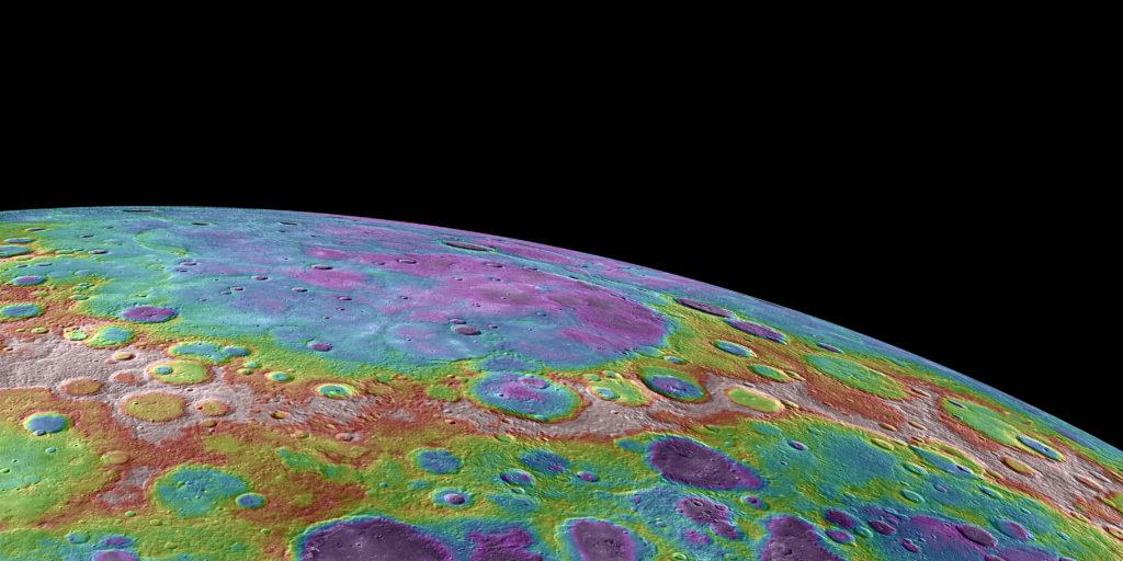 mercury north pole poster