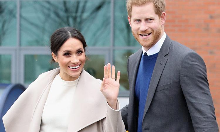 Принц Гарри и Меган Маркл: окончание королевской службы