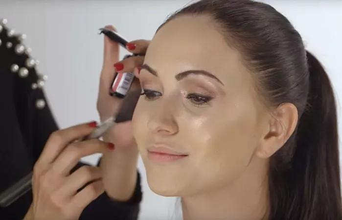 make up 007