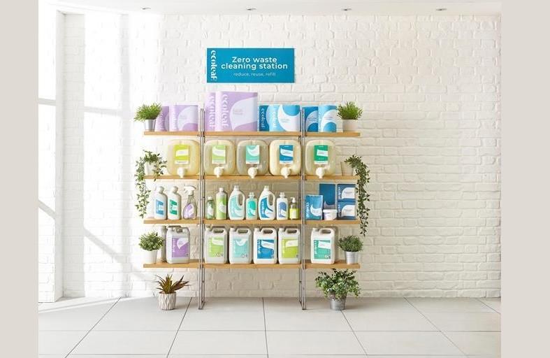 Чистящая марка Ecoleaf становится более экологичной