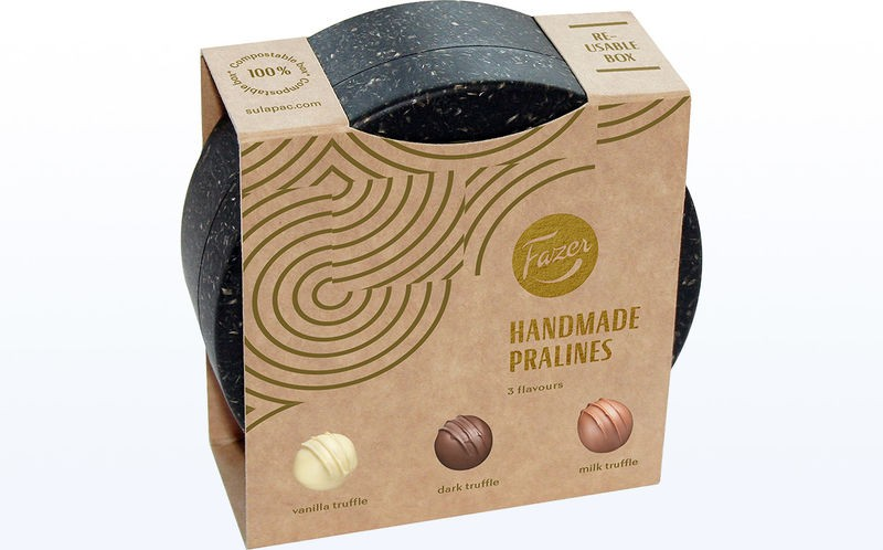 compostable chocolate packaging