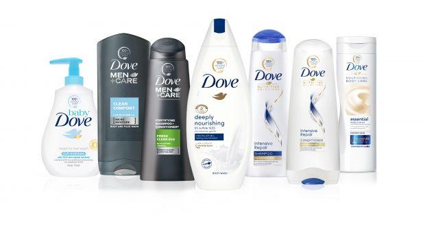 Dove планирует сократить количество пластиковых отходов