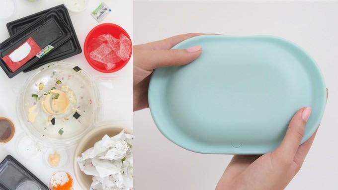 Конец пластиковых отходов начинается здесь