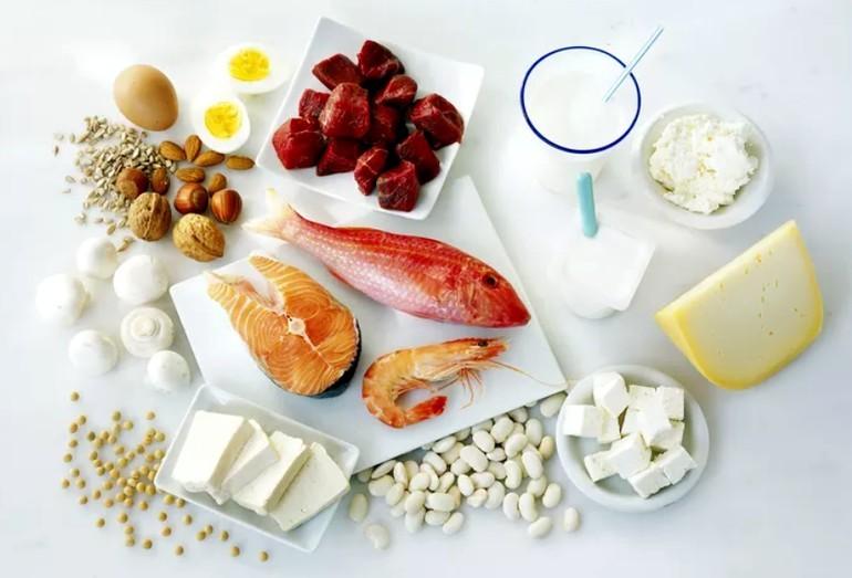 Кальций и фосфор в продуктах питания