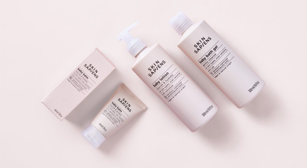 sapiens baby products