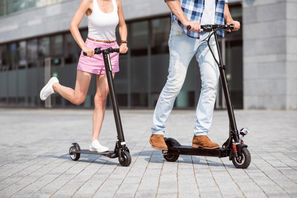 Лучше арендовать или иметь свой электрический скутер (самокат)?