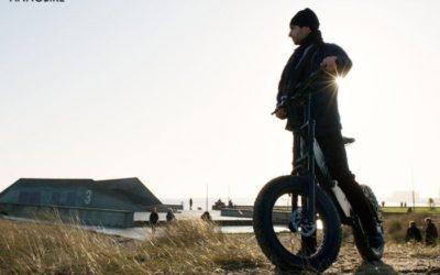 Электрический велосипед annobike a1