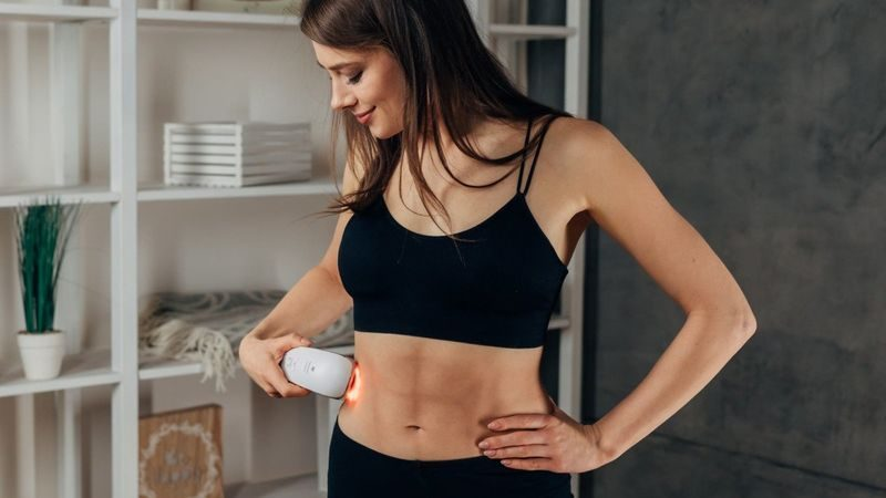 Lumina 'Fat Iron' против на жира и растяжек