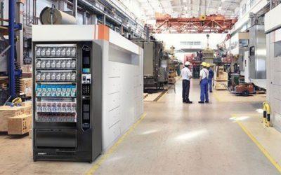 Торговые автоматы Evoca Necta