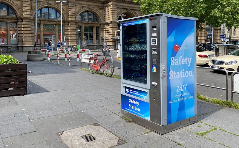 «Станция безопасности» создаются по всей Европе