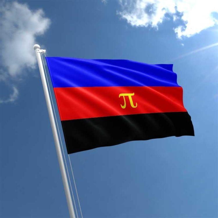 polyamory flag std