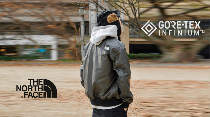 The North Face Japan обновил дизайн с GORE-TEX INFINIUM