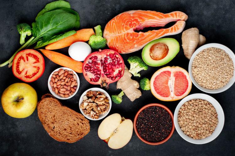 add foods that help boost immunity