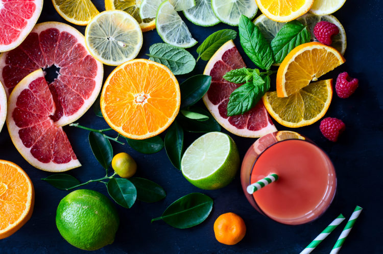 vitamin c helps you shake the common cold
