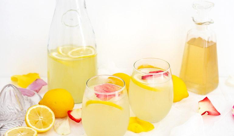 10 рецептов вкусной воды