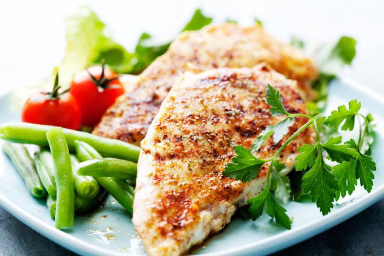 Продукты при низкоуглеводной диете