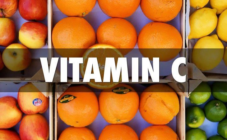 Как Витамин С помогает организму?
