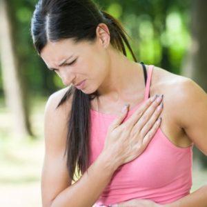 Одышка: симптомы, причины и лечение
