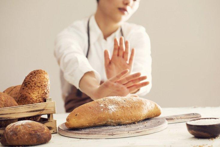 хлеб в основном состоит из углеводов