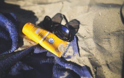 Какие химические вещества солнцезащитного крема всасываются в кровь?