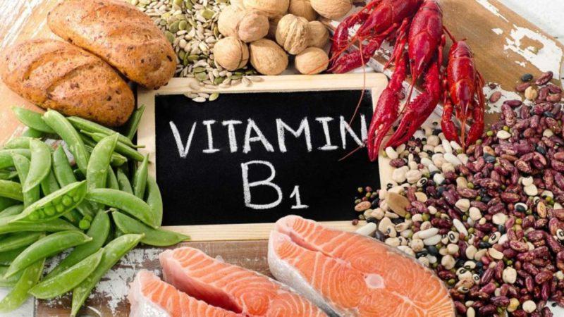 4 преимущества тиамина (Витамин B1)