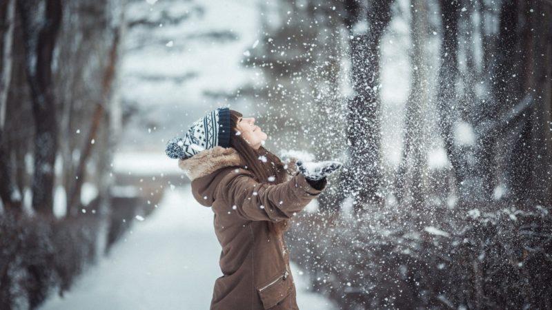 11 советов предотвратить сухость кожи зимой