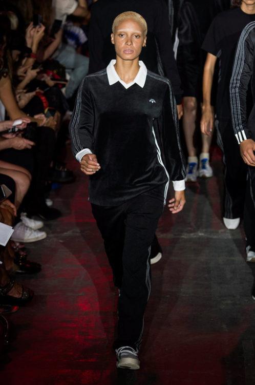 06 alexander wang spring 2017 runway sweatpants