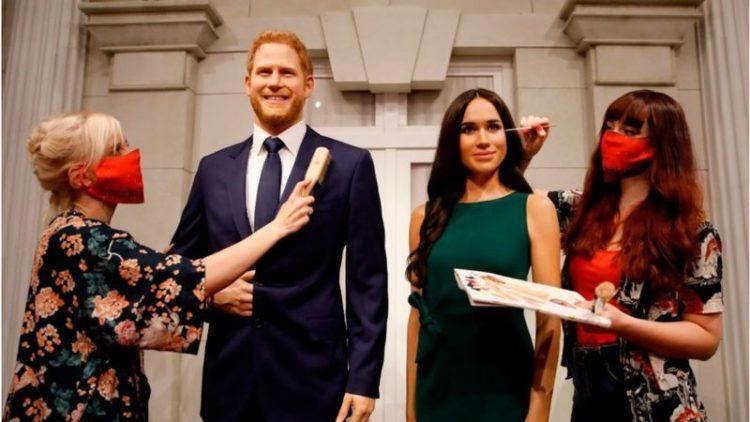 Гарри и Меган не удалось изменить образ королевской семьи