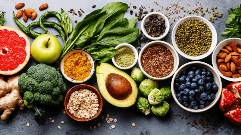 10 типов антиоксидантов и где их найти