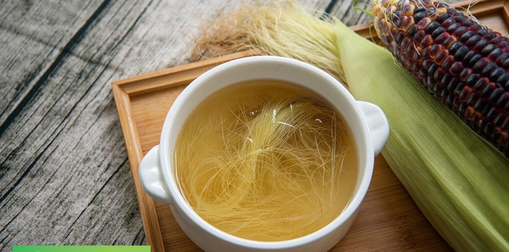 чай из кукурузного шелка (рыльца)