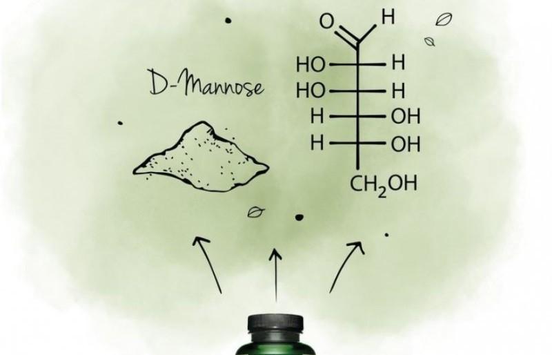 D-манноза: преимущества, побочные эффекты и дозировка