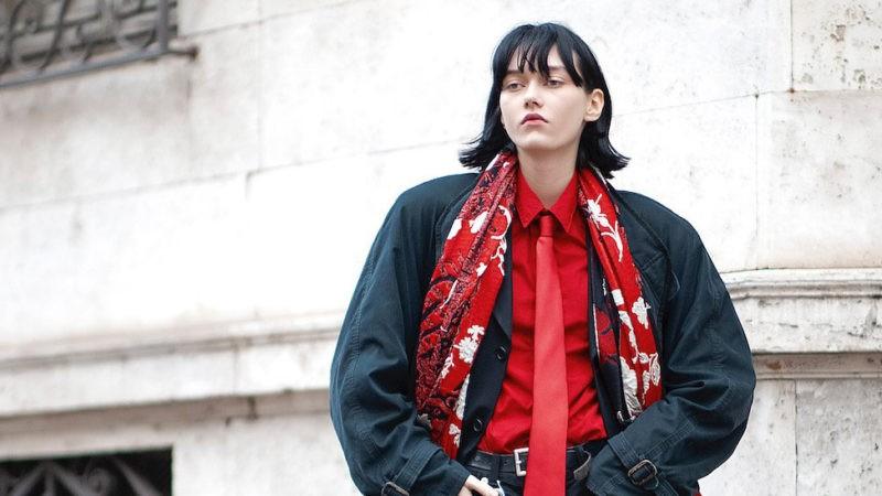 Лучший уличный стиль на показе Неделя моды в Милане — осень 2021 г