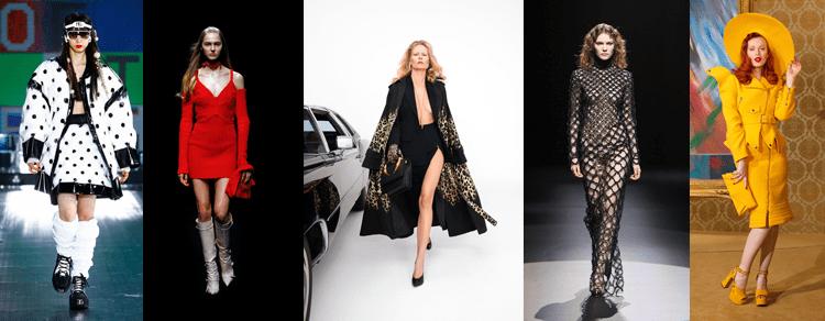 Неделя моды в Милане осень 2021 года: пара хитов и множество промахов