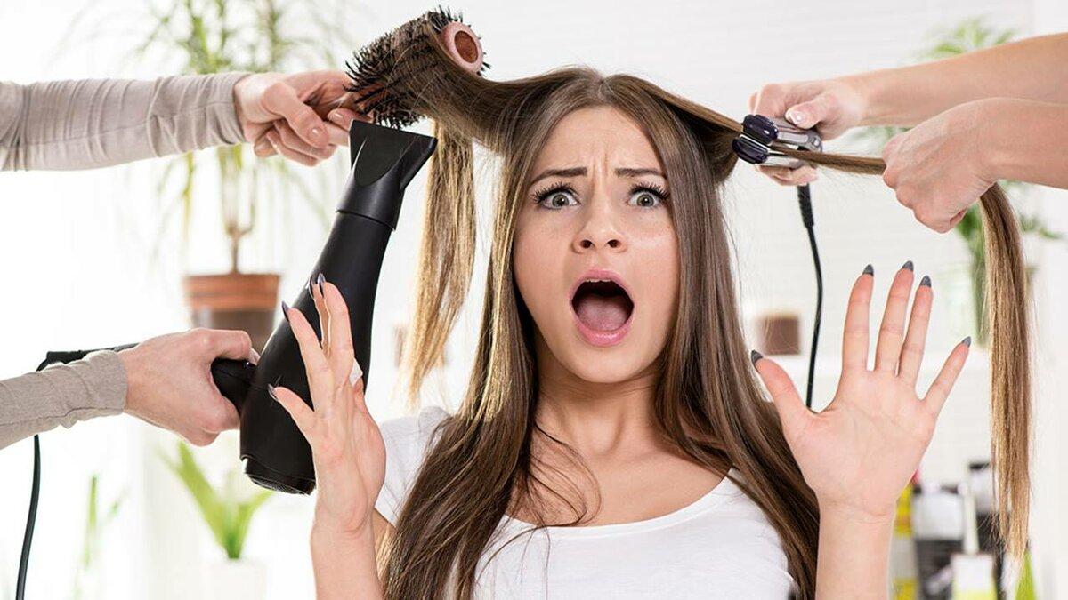 9 лучших средств с термозащитой для волос