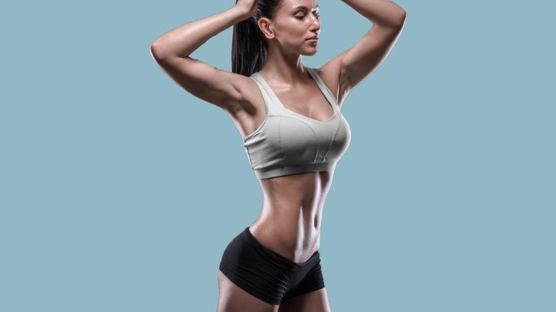 10 упражнений помогут вам получить V образный пресс
