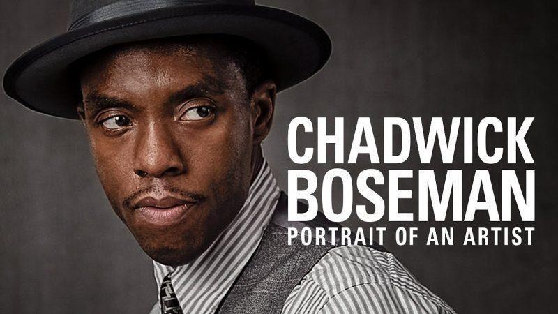 Эмоциональный фильм Netflix Чедвик Боузман: портрет артиста (Chadwick Boseman: Portrait of an Artist)