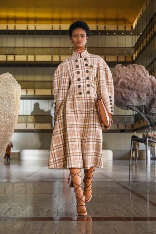 Неделя моды в Нью Йорке Ulla Johnson