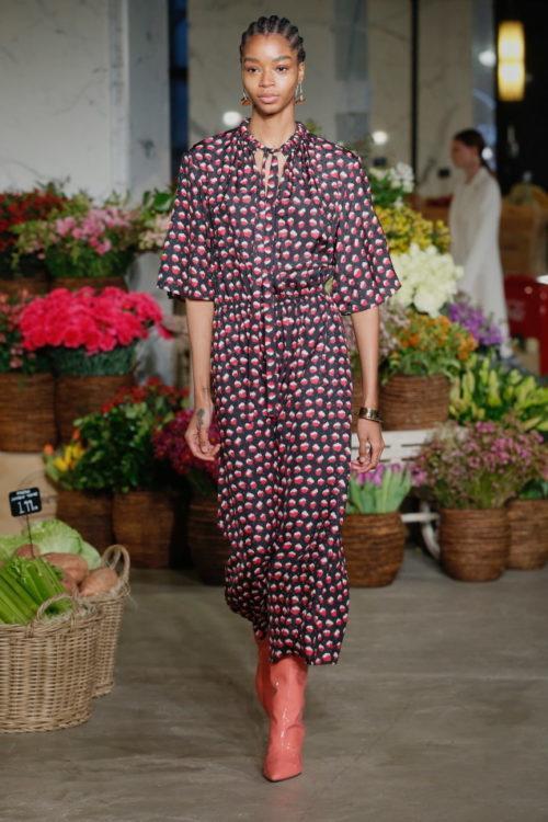 Неделя моды в Нью Йорке Jason Wu