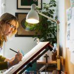рисования для психического здоровья