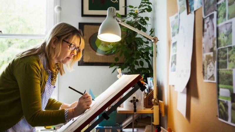 Польза рисования для психического здоровья