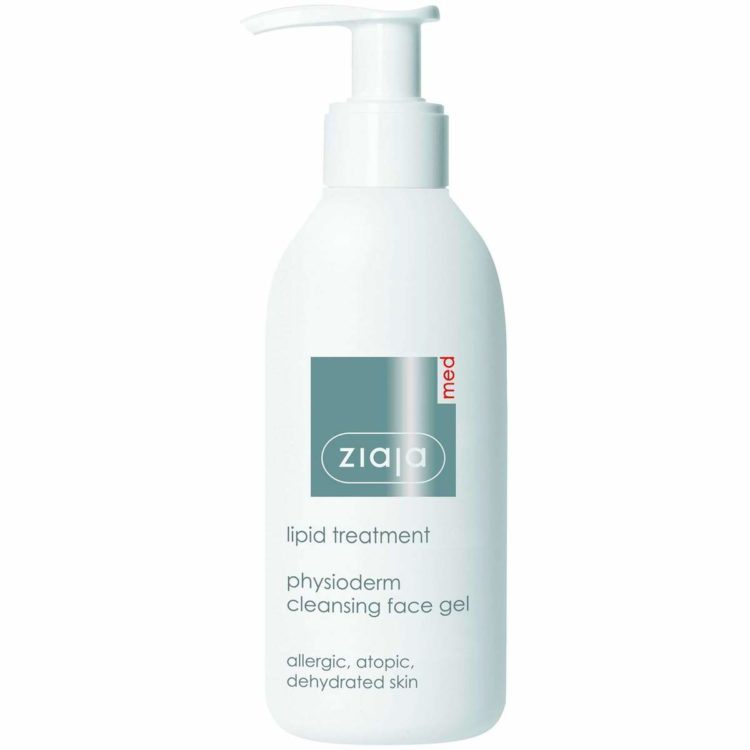 ziaja med lipid physioderm cleansing gel 200ml 25080286 1200x1200
