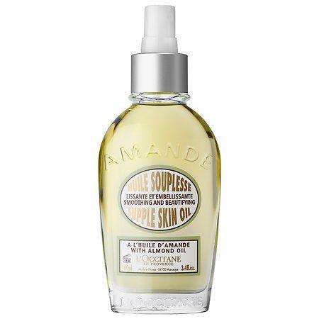 L'Occitane Миндальное масло для разглаживания и красоты эластичной кожи