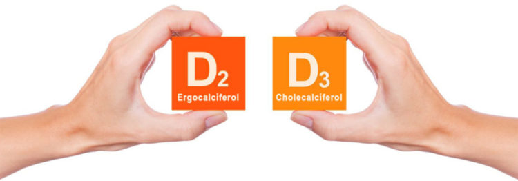 Витамин D2 против D3: в чем разница?