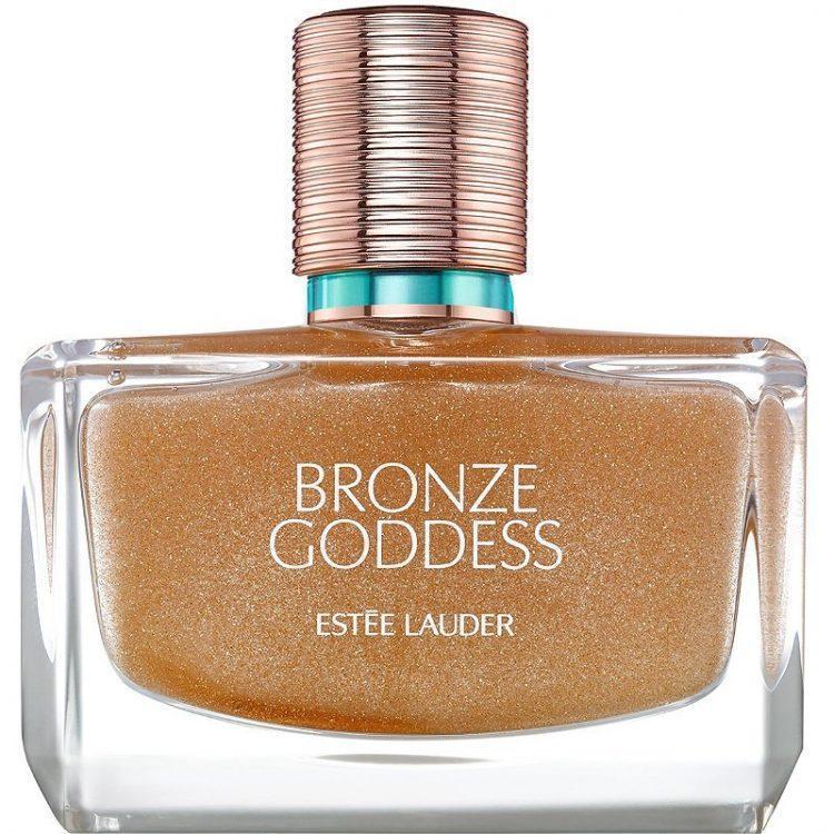 Спрей для волос и тела Estée Lauder Bronze Goddess Shimmering Oil