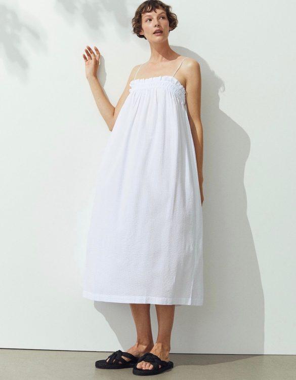 hm sleeveless dress